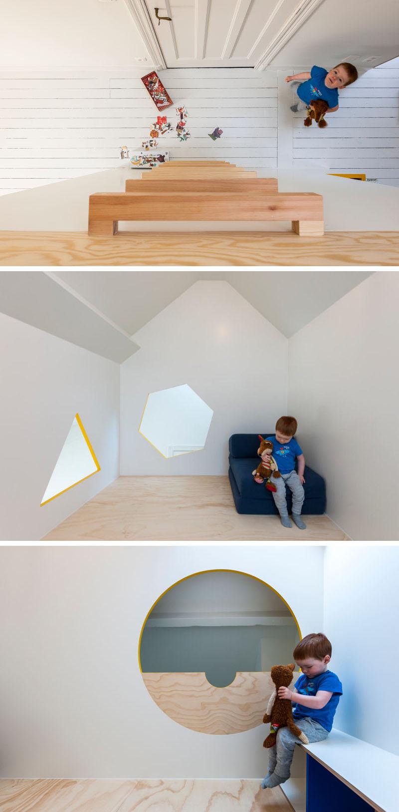 اتاق کودک با مبلمان چند منظوره