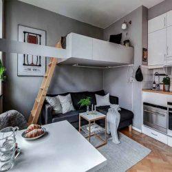 ۹ راهکار ساده و کم هزینه استفاده از فضای پرت خانه