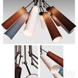 دانلود مجموعه آبجکت لوازم روشنایی داخلی و خارجی