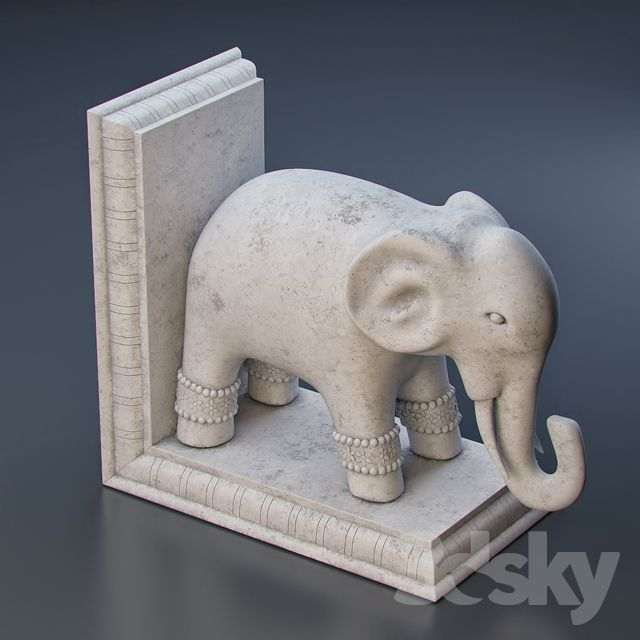 آبجکت مجسمه حیوانات
