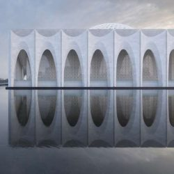 طراحی 10 ساختمان با المان آب