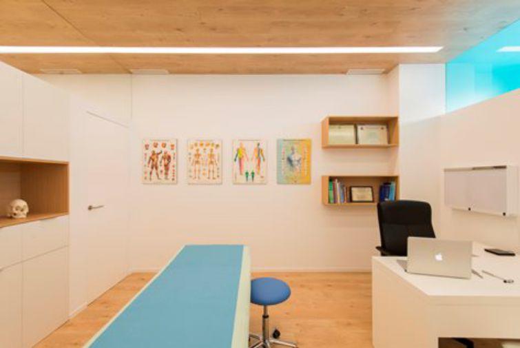 طراحی داخلی کلینیک درمانی