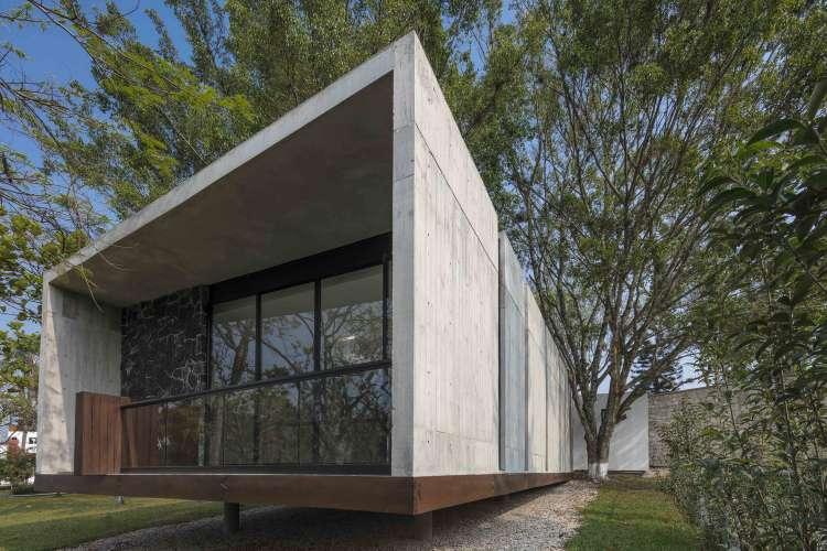 بتن در معماری