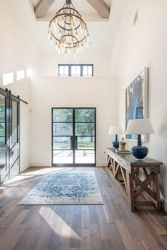 اصول طراحی ورودی خانه