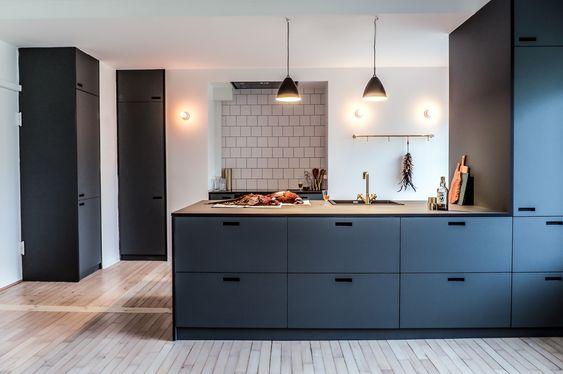 ترفند هایی برای روشنایی آشپزخانه کم نور