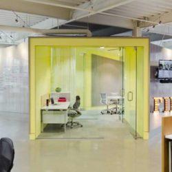 58 نمونه پلان دفتر کار و فضای اداری