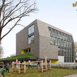 70 طراحی مدرسه با سبک های متنوع معماری