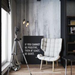 ویژگی های دکوراسیون خانه مجردی