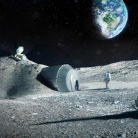 ماجرا جوی های یک معمار در فضا