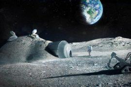 ماجراجوی های یک معمار در فضا