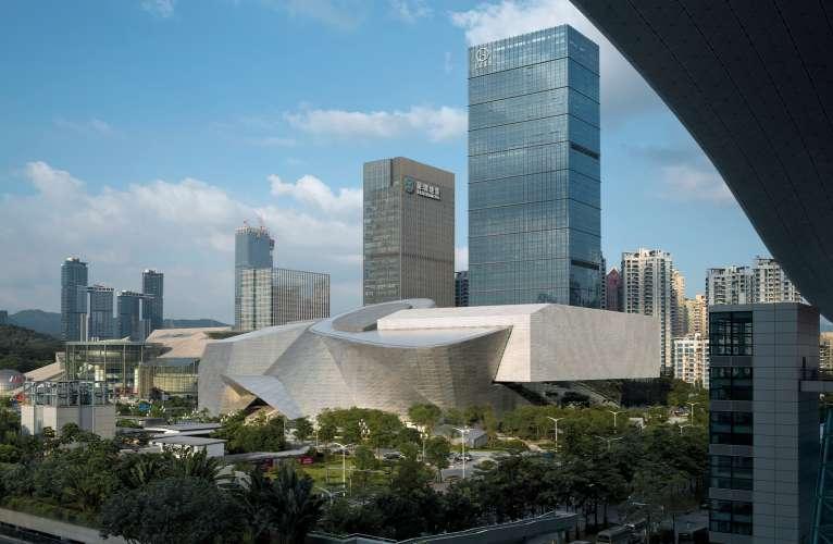 طراحی موزه با معماری شگفت انگیز