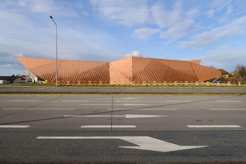 معماری موزه