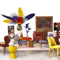 زیباترین رنگ ها برای دکوراسیون منزل و نحوه استفاده از آن ها