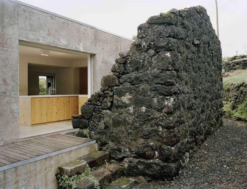 تلفیق معماری باستان و مدرن