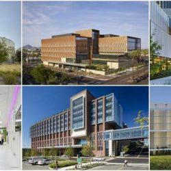 7 طراحی بیمارستان برنده جایزه بین المللی AIA