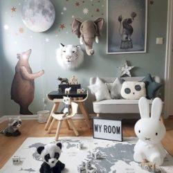 اصول طراحی اتاق نوزاد