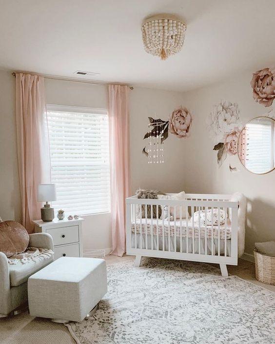 نکات اساسی در دکوراسیون اتاق نوزاد
