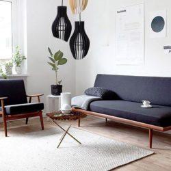 11 قانون طراحی داخلی نشیمن