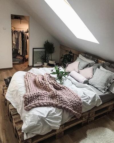 تخت خواب مناسب برای دکوراسیون اتاق