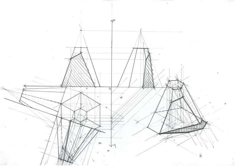 ترسیم فنی معماری