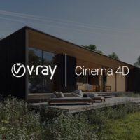 دانلود vray برای Cinema 4D