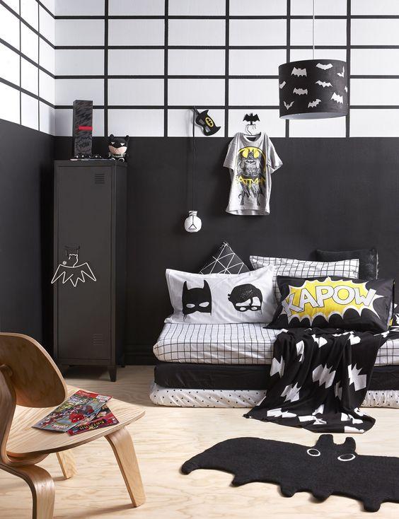 اتاق خواب پسرانه