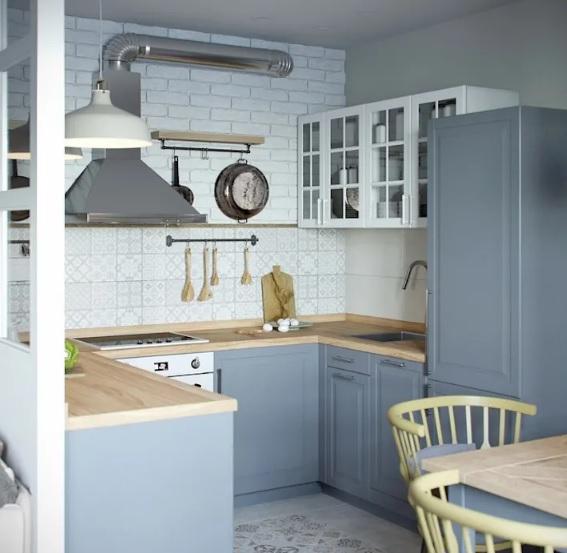 رنگ در دکوراسیون آشپزخانه