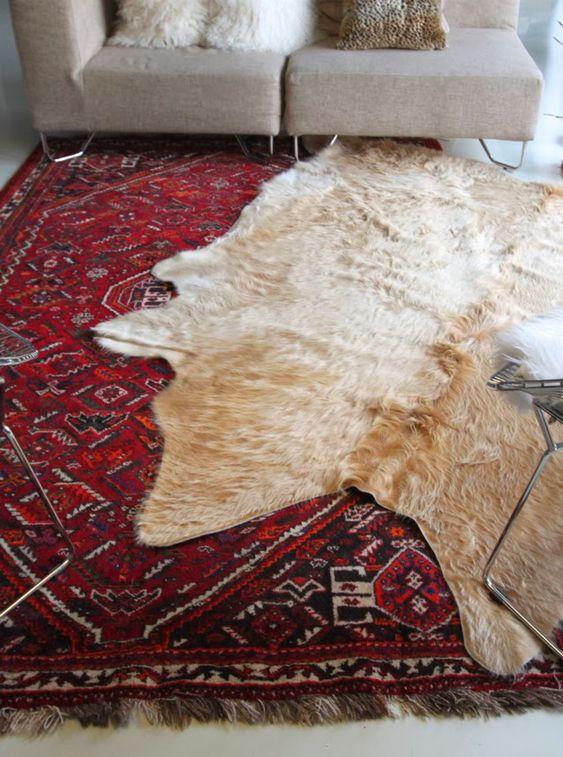 فرش در طراحی داخلی