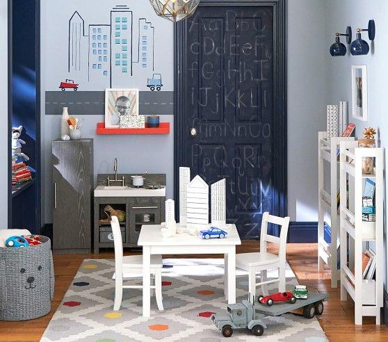 شیوه های طراحی اتاق کودکان