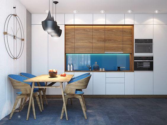 دکوراسیون آشپزخانه رویایی