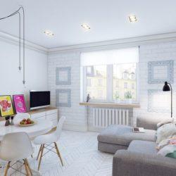 12 ایده کارآمد برای دکوراسیون خانه های کوچک