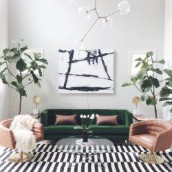قوانین طراحی داخلی خانه