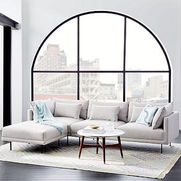 مزایای پنجره های بزرگ