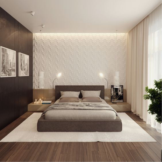 اصول طراحی اتاق مستر