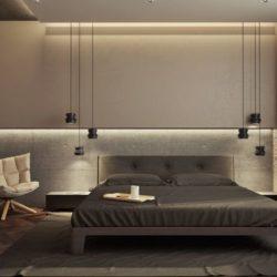 ایده های لوکس طراحی اتاق خواب مستر