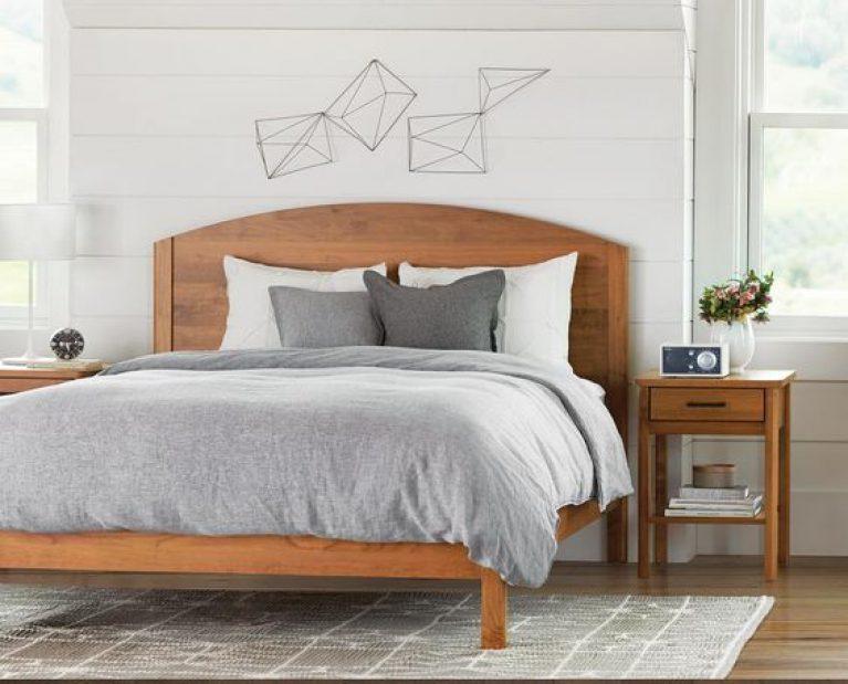 اصول طراحی داخلی اتاق خواب اسکاندیناوی