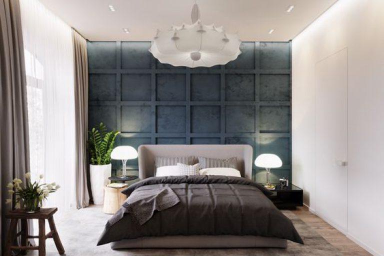 طراحی اتاق خواب اسکاندیناوی