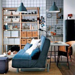 روش های متنوع جاسازی اشیاء در خانه های کوچک