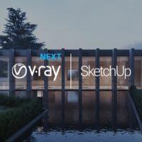 دانلود VRay برای SketchUp