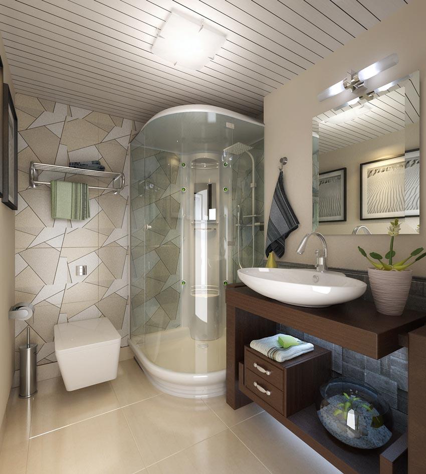 دانلود صحنه آماده حمام و سرویس بهداشتی