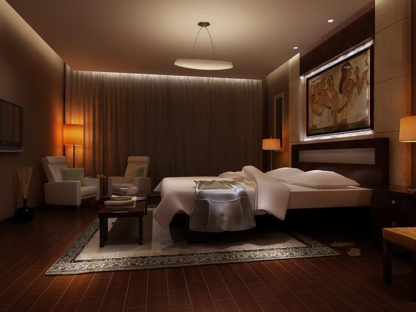 دانلود مدل سه بعدی هتل
