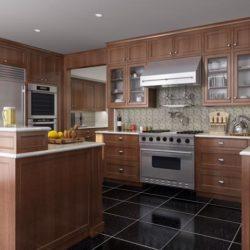 دانلود صحنه آماده آشپزخانه کلاسیک و مدرن از Global Masterwork