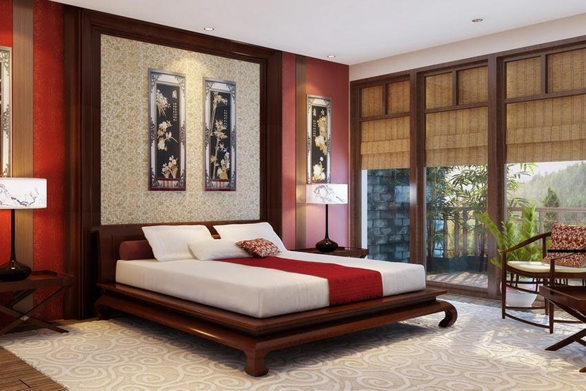 مدل اتاق خواب لوکس