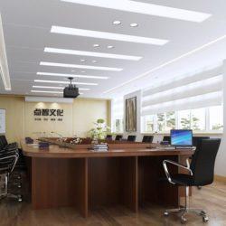 صحنه آماده سه بعدی طراحی اداری و سالن جلسات – Global Masterwork