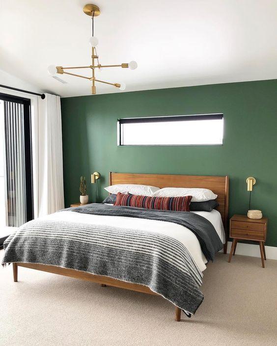طراحی داخلی اتاق خواب آرامش بخش