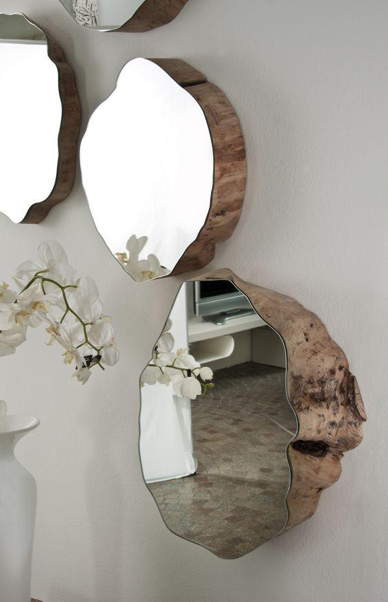 آینه در دکوراسیون