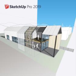 دانلود SketchUp 2019 به همراه پلاگین VRay next