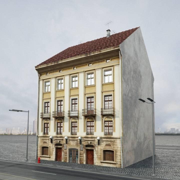 آبجکت ساختمان