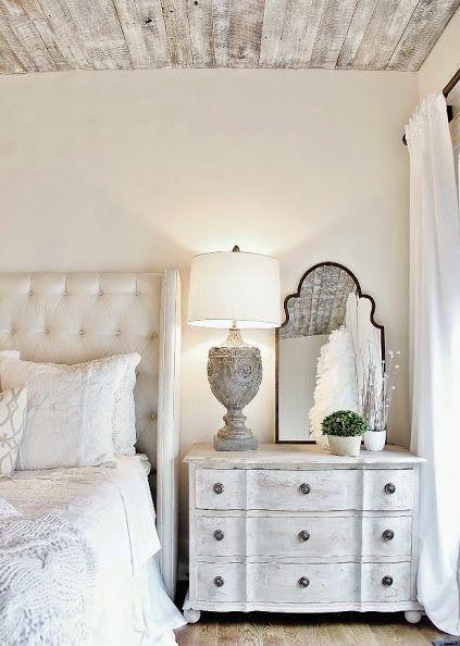 طراحی اتاق خواب به سبک کانتری