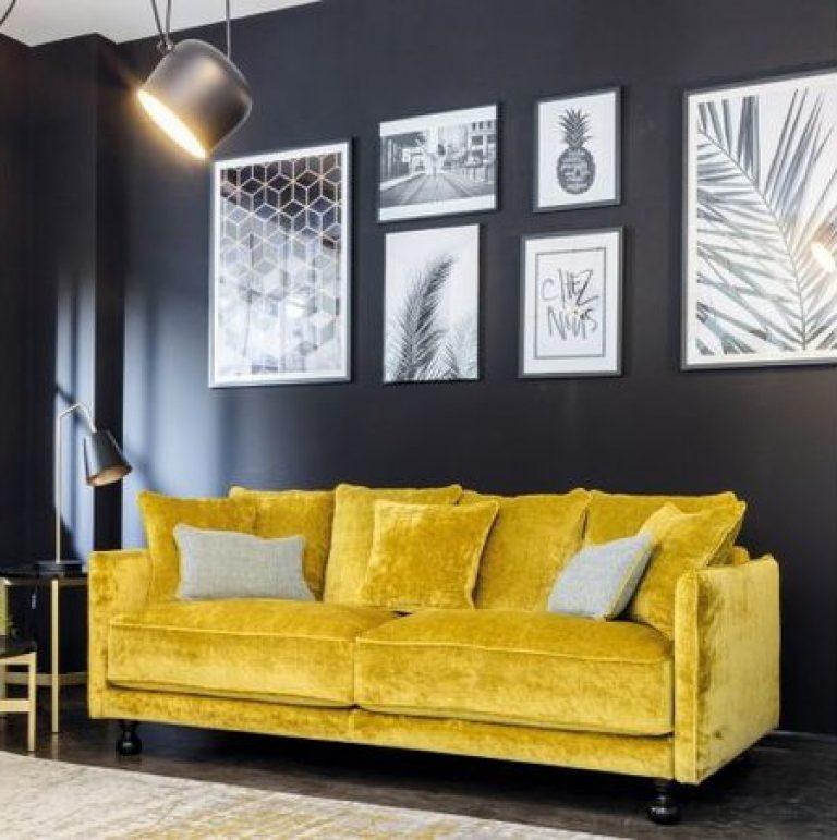 رنگ مناسب برای کاناپه